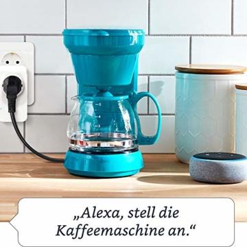 Amazon Smart Plug (WLAN-Steckdose), funktioniert mit Alexa, Gerät