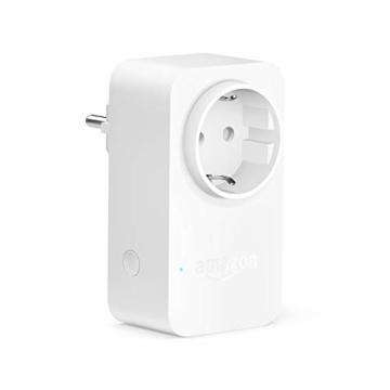 """Amazon Smart Plug (WLAN-Steckdose), funktioniert mit Alexa, Gerät """"Zertifiziert für Menschen"""" - 1"""