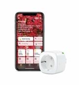Eve Energy - Smarte Steckdose (deutsche Markenqualität), TÜV-zertifiziert, Verbrauchsmessung, Zeitpläne, schaltet Geräte ein & aus, keine Bridge nötig, Smart Plug, Apple Homekit, Bluetooth, Thread - 1