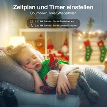 Gosund EP2 Smart Steckdose, Kleinste Alexa Stecker Gewann den German Red Dot Design Award, Stromverbrauch messen Timer Funktion Fernsteurung Smart Plugs, Kompatibel mit Alexa Google Home, 2 Packs - 2