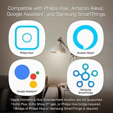 Innr SmartPlug, kompatibel mit Philips Hue*, Alexa, Google Home (bridge erforderlich), intelligente Funksteckdose, 2300W, Zigbee 3.0, 2-Pack, SP 220-2 - 4