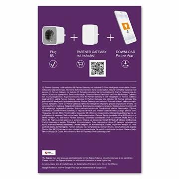 LEDVANCE Smart+ Plug, ZigBee schaltbare Steckdose, für die Lichtsteuerung in Ihrem Smart Home, Direkt kompatibel mit Echo Plus und Echo Show (2. Gen.), Kompatibel mit Philips Hue Bridge - 15