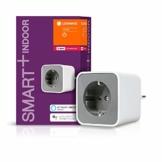 LEDVANCE Smart+ Plug, ZigBee schaltbare Steckdose, für die Lichtsteuerung in Ihrem Smart Home, Direkt kompatibel mit Echo Plus und Echo Show (2. Gen.), Kompatibel mit Philips Hue Bridge - 1