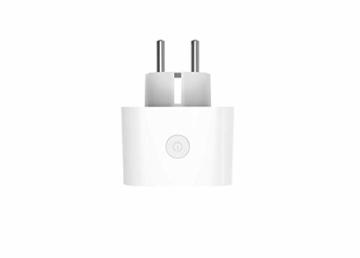 Xiaomi Mi Smart Plug (Zigbee) Ferngesteuerte Steckdose (Steuerung von Licht, elektronschen Geräten per iOS/Android Smartphone via Mi Home App o. Sprachassistent, Timerfunktion, Stromverbrauchsmessung) - 2