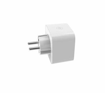 Xiaomi Mi Smart Plug (Zigbee) Ferngesteuerte Steckdose (Steuerung von Licht, elektronschen Geräten per iOS/Android Smartphone via Mi Home App o. Sprachassistent, Timerfunktion, Stromverbrauchsmessung) - 4