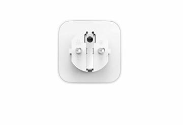 Xiaomi Mi Smart Plug (Zigbee) Ferngesteuerte Steckdose (Steuerung von Licht, elektronschen Geräten per iOS/Android Smartphone via Mi Home App o. Sprachassistent, Timerfunktion, Stromverbrauchsmessung) - 5